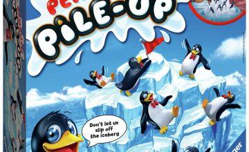 Ravensburger Penguin Pile Up Game.