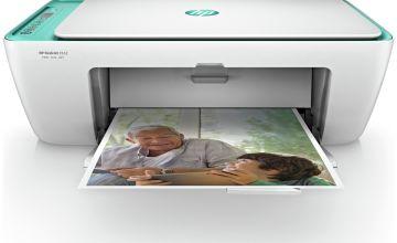 HP DeskJet 2632 Wireless Printer & 4 Months Instant Ink