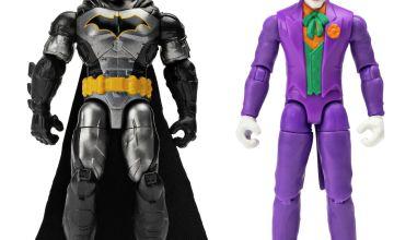 DC Batman & Joker 4 Inch Figures 2 Pack