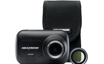 Nextbase 122 HD Dash Cam Bundle