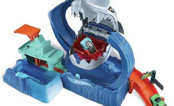 Hot Wheels Robo Shark Frenzy