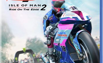TT Isle of Man: Ride on the Edge 2 PS4 Game