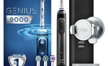 Oral-B Genius 9000 Electric Toothbrush - Deep Clean