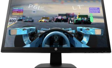 HP 27o 27 Inch FHD 1ms Gaming Monitor - Black
