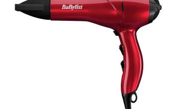 BaByliss Salon Light Hair Dyer