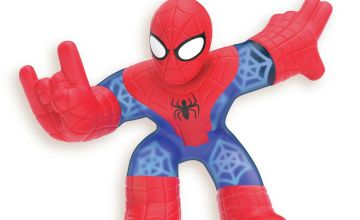 Goo Jit Zu Marvel Spider-Man