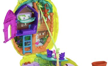 Polly Pocket Polly & Lila Pinapple Safari Playset