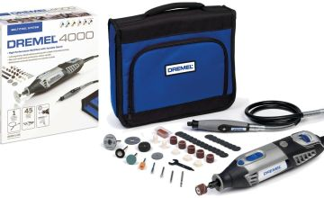 Dremel 4000 Rotary Multi Tool.