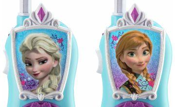 Disney Frozen 450m Long Range Walkie Talkies.