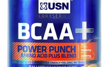 USN BCAA Power Punch Tangerine 400g