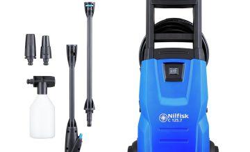 Nilfisk Compact 125 Pressure Washer - 1500W