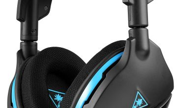 Turtle Beach Stealth 600 Wireless PS4 Headset - Black