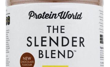Protein World Slender Blend Chocolate 600g