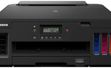 Canon PIXMA MegaTank G5050 Wireless Ink Tank Printer