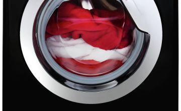 Hoover DXOA 48C3B 8KG 1400 Spin Washing Machine - Black