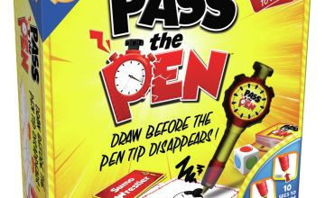 Cheatwell Games Pass the Pen Game
