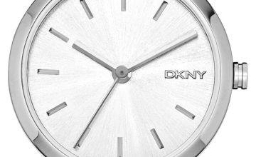 DKNY Ladies Soho NY2306 Stainless Steel Bangle Watch