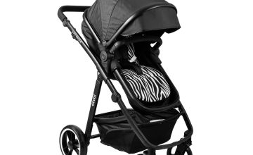 Red Kite Push Me Savanna Travel System