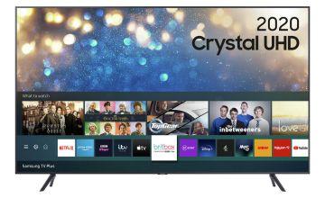 Samsung 75 Inch UE75TU7100 Smart Ultra HD TV