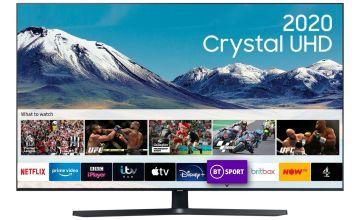 Samsung 55 Inch UE55TU8500 Smart Ultra HD TV