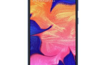 EE Samsung A10 32GB Mobile Phone - Black