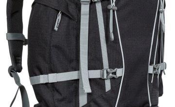 Trespass Trek 66L Backpack - Grey