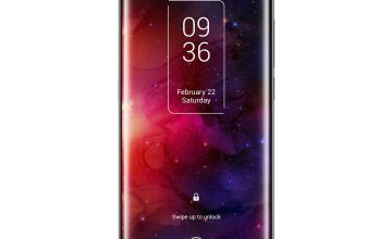 SIM Free TCL 10 Pro 128GB Mobile Phone - Ember Grey