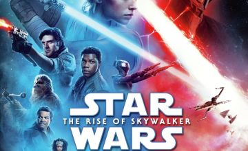 Star Wars: The Rise of Skywalker DVD