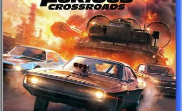 Fast and Furious: Crossroads PS4 Game
