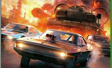 Fast and Furious: Crossroads Xbox One Game