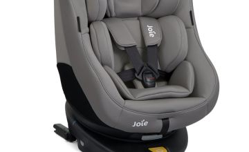 Joie Spin 360 Group 0+/1 Car Seat - Grey Flannel