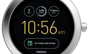 Fossil Venture Gen 3 Smart Watch - Silver