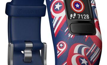 Garmin Vivofit jr. 2 Captain America Activity Tracker - Kids