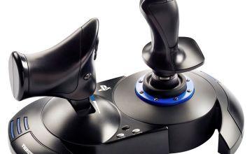 Thrustmaster T Flight Hotas 4 Joystick for PS4 & PC