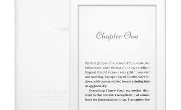 Kindle 2020 Wi-Fi 4GB E-Reader - White