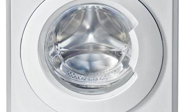 Indesit XWDE861680X 8KG / 6KG 1400 Spin Washer Dryer - White