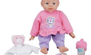 Chad Valley Babies to Love Magnetic Baby Doll