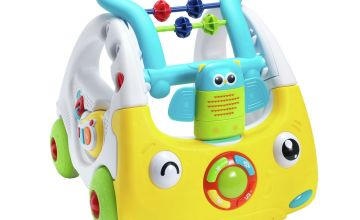 Nuby 3 Stage Baby Walker