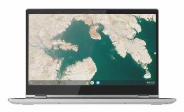 Lenovo C340 15.6in i3 4GB 64GB 2-in-1 Chromebook - Grey