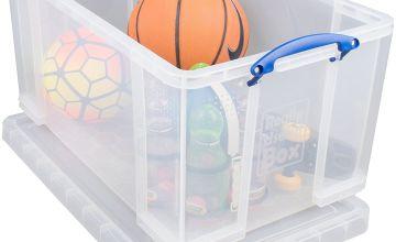 Really Useful Box 84 Litre Storage Box