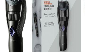 Panasonic Wet & Dry Electric Beard Trimmer ER-GB37-K511