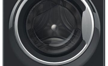 Hotpoint NSWM1043CBS 10KG 1400 Spin Washing Machine - Black