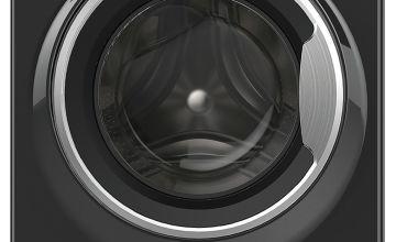 Hotpoint NSWM743UBS 7KG 1400 Spin Washing Machine - Black