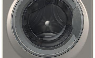 Hotpoint NSWM743UGG 7KG 1400 Spin Washing Machine - Graphite
