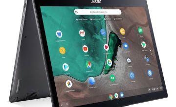 Acer Spin 13 13.5in Pentium 4GB 128GB QHD Chromebook & Pen