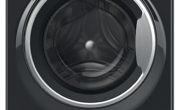 Hotpoint NSWM863CBS 8KG 1600 Spin Washing Machine - Black