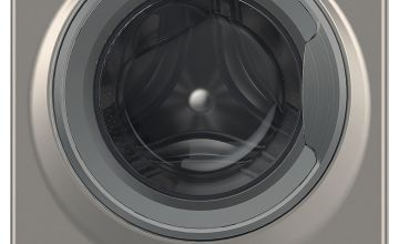 Hotpoint NSWM863CGG 8KG 1600 Spin Washing Machine - Graphite