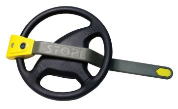 Stoplock Airbag 4x4 Steering Wheel Lock.
