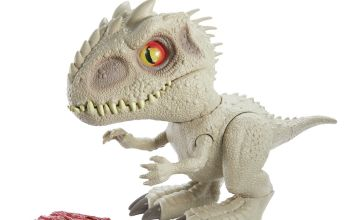Jurassic World Feeding Frenzy Indominus Rex Figure