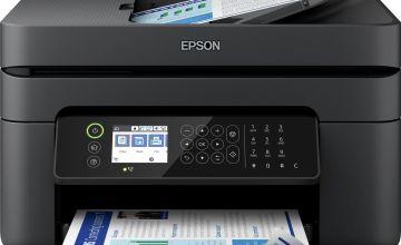 Epson WorkForce 2850 Wireless Inkjet Printer